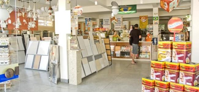 loja de materiais